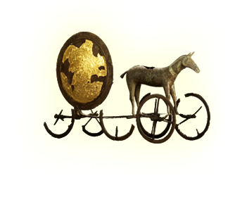 The Sun Chariot, Denmark
